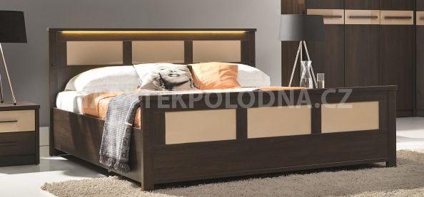 Manželská postel CREMONA - AKCE