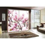 Šatní skříň PEM 205 magnolie