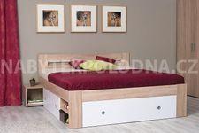 Manželská postel REA LARISA 180