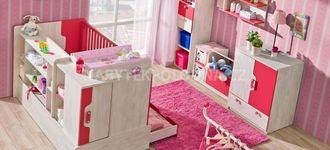 Dětský pokoj NUKI 2