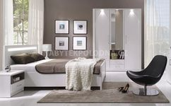 Manželská postel NEW YORK