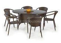 Oválný stůl MASTER