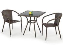 Ratanový stůl MOBIL
