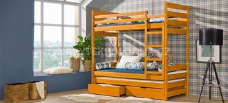 Dětská patrová postel FILIP
