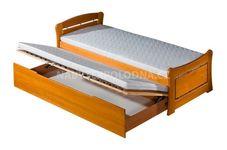 Dětská postel s přistýlkou PATRYK 2