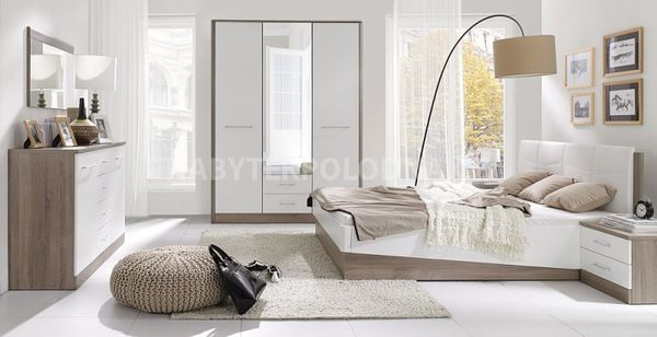 Manželská postel LIVERPOL