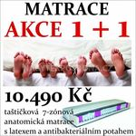 Matrace CEZAR 1+1
