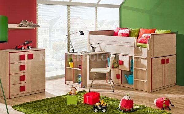 Dětský pokoj GUMI II