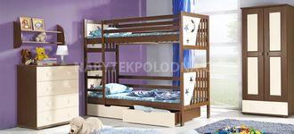 Dětská patrová postel JACEK