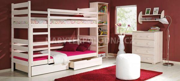 Dětská patrová postel DAREK