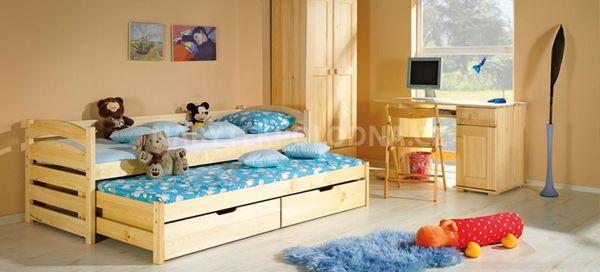 Dětská postel s přistýlkou TOLEK