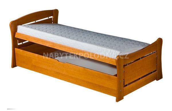 Dětská postel s úložným prostorem LOLEK