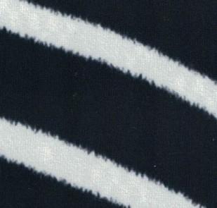 zebra černá