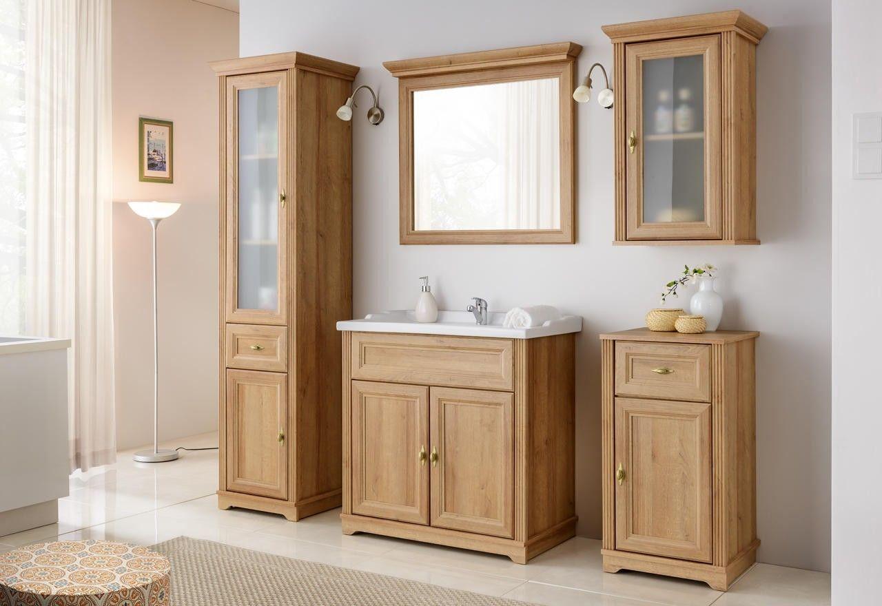 Koupelnové zrcadlo PALAS DUB 85 - 841