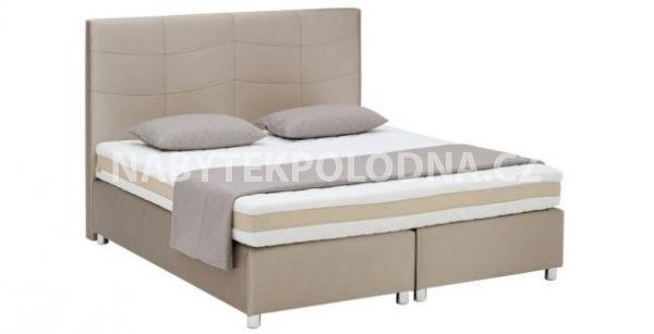 Manželská postel BOXSPRING 503