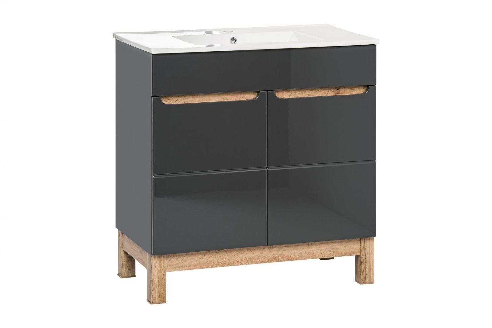 Koupelnová sestava BALLI GREY 150