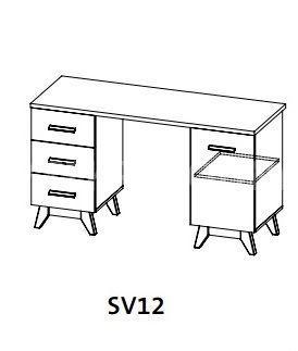 Obývací sestava SVEN 3