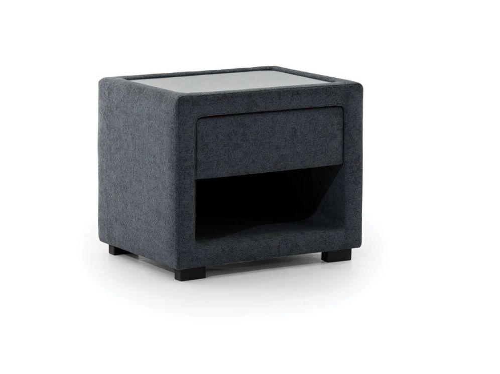 Noční stolek čalouněný B
