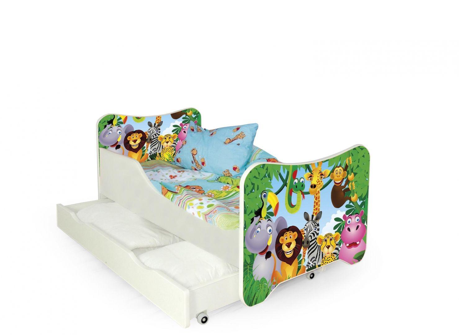 Dětská postel HAPPY JUNGLE
