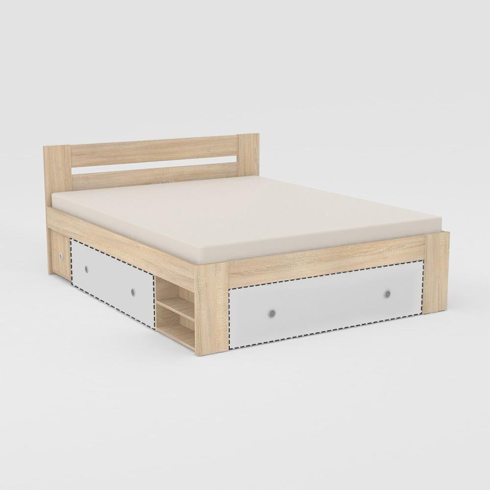 Manželská postel REA LARISA 160 - Expresní dodání