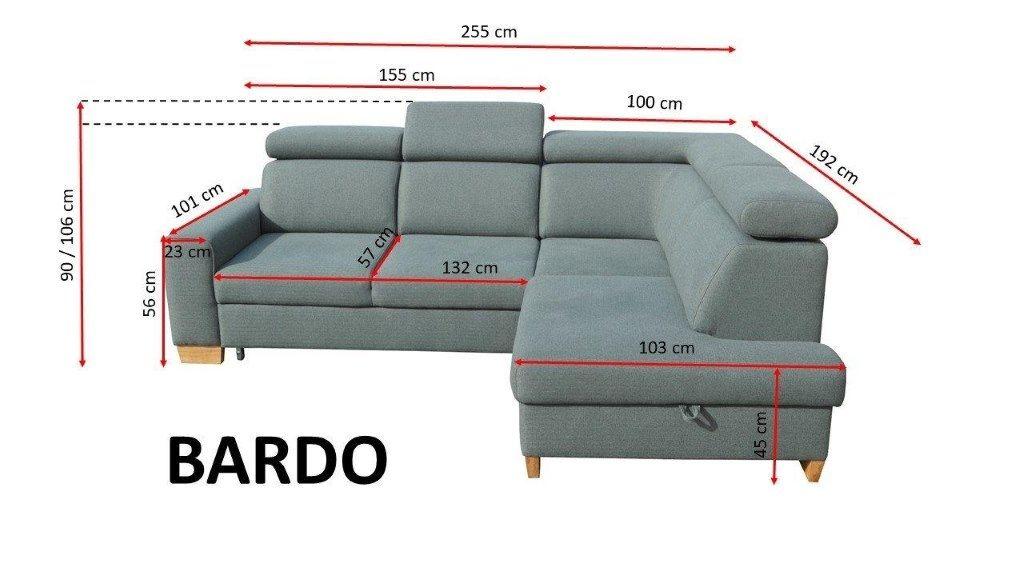 Sedací souprava BARDO