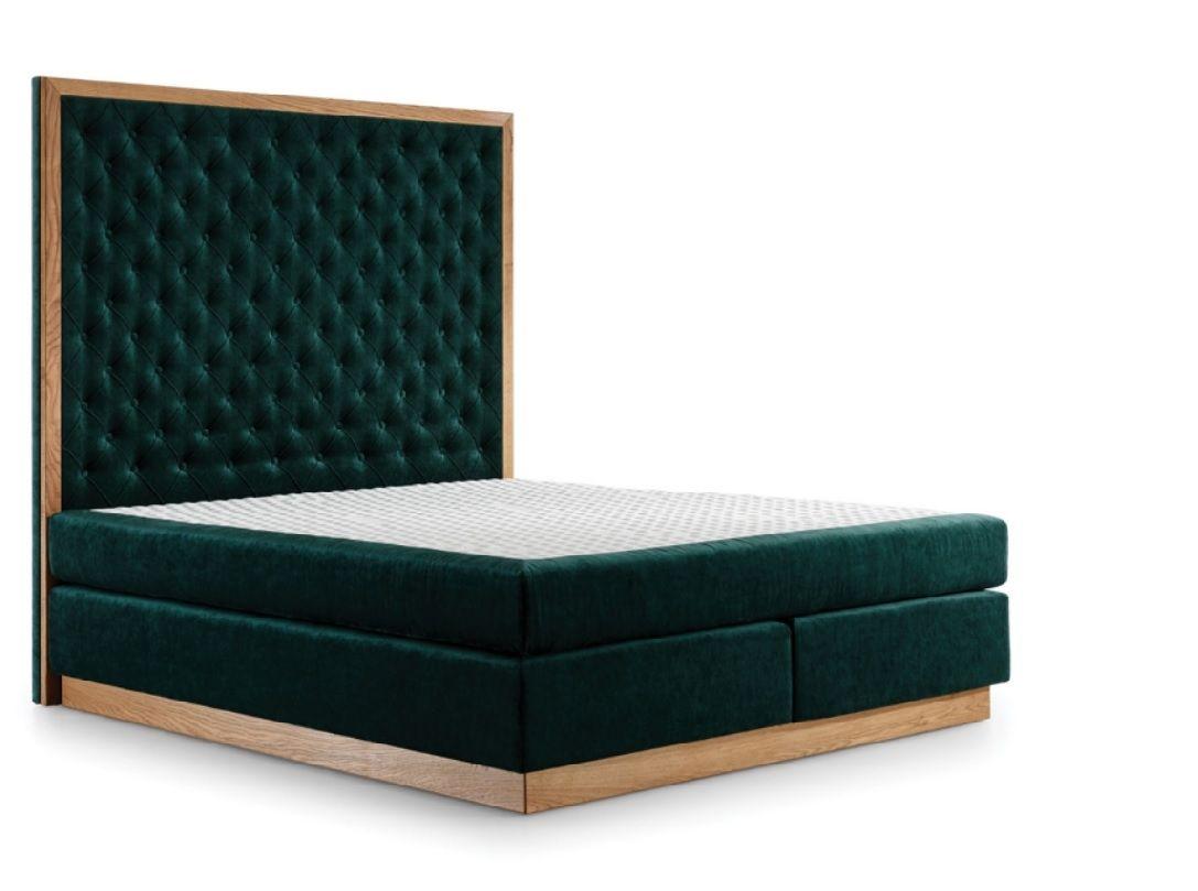 Manželská postel BOXSPRING 700