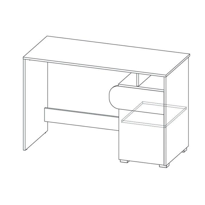 Psací stůl FUTURO 8