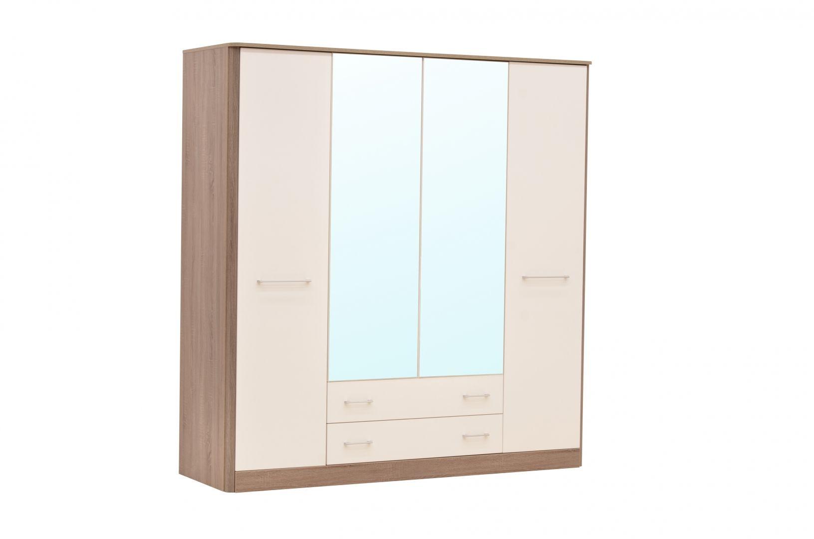 Šatní skříň LIVERPOL 4D