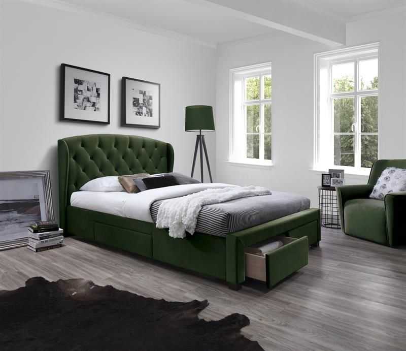 Manželská postel SABRINA