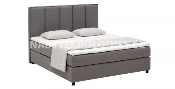 Manželská postel BOXSPRING 202