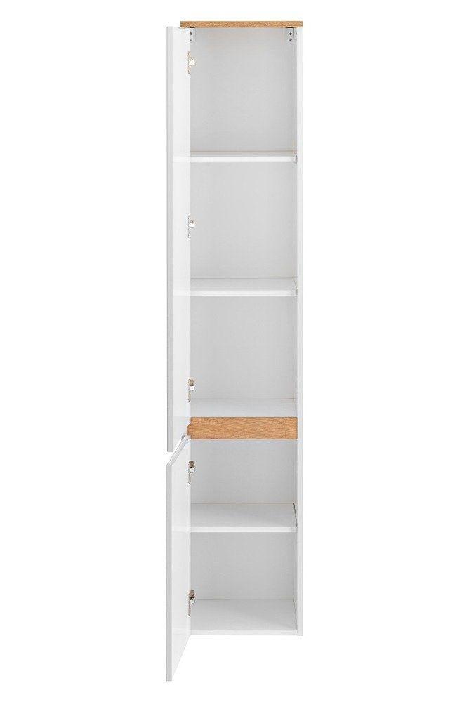 Koupelnová skříňka PLATINIUM 800 - vysoká