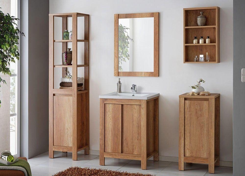 Koupelnová skříňka CLASIK 800 - vysoká