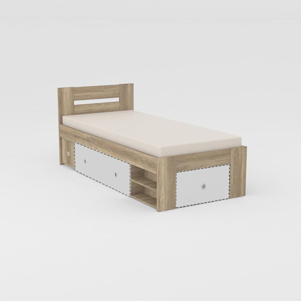 Manželská postel REA LARISA 90