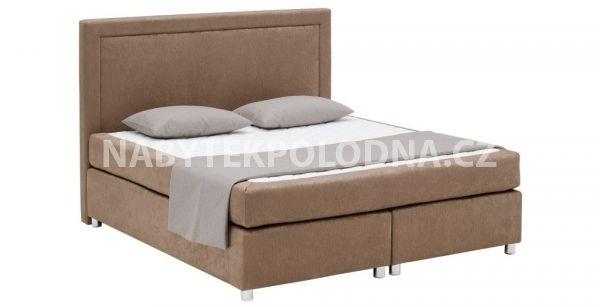 Manželská postel BOXSPRING 400