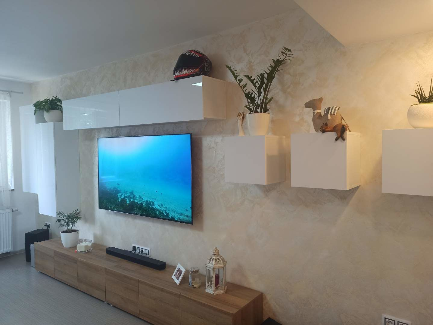 TV komoda CALABRINI 150