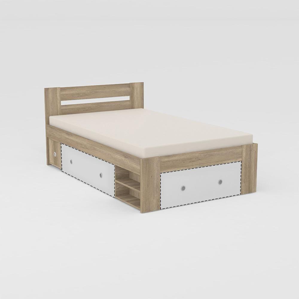 Manželská postel REA LARISA 120 - Expresní dodání