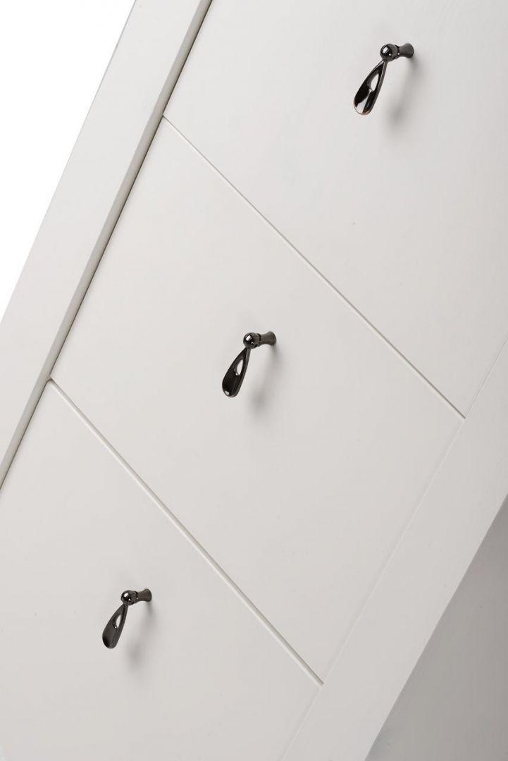 Koupelnová skříňka ELISABET MASIV 800 - vysoká