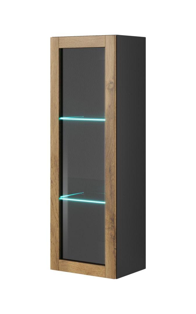 Závěsná vitrína LIVO W-120