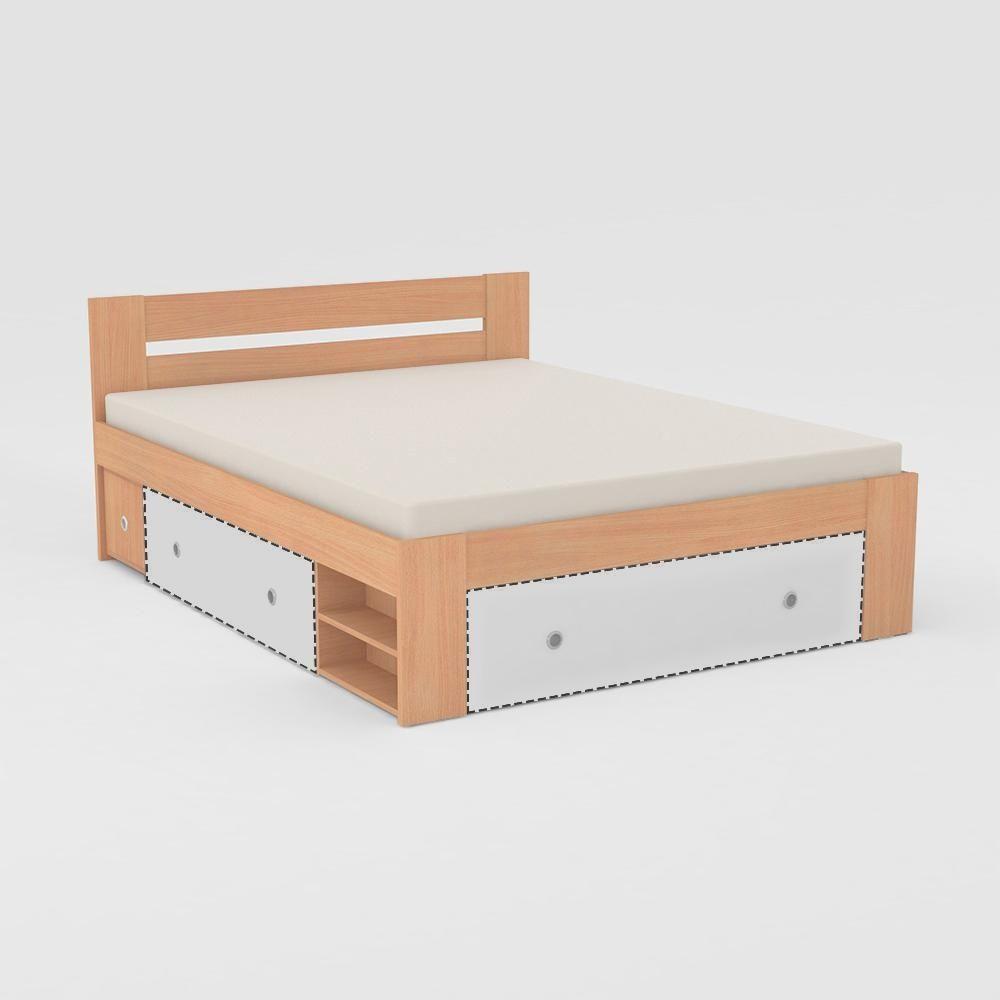Manželská postel REA LARISA 160
