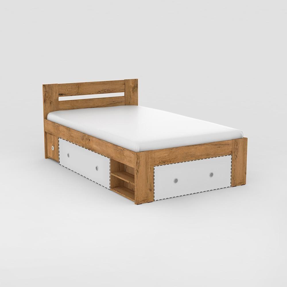 Manželská postel REA LARISA 120