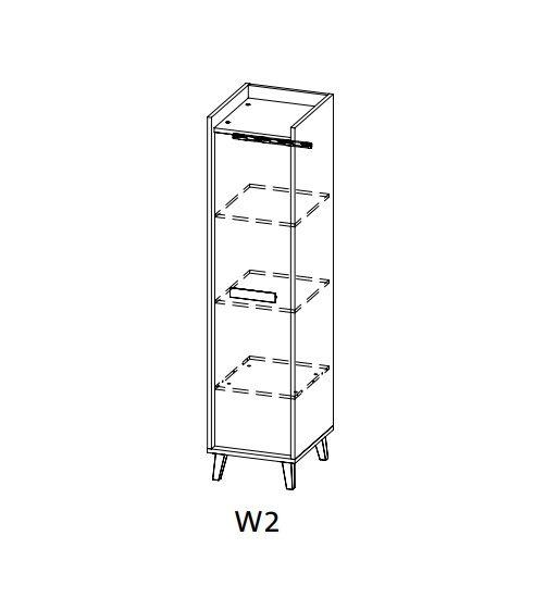 Obývací sestava WERSO 1