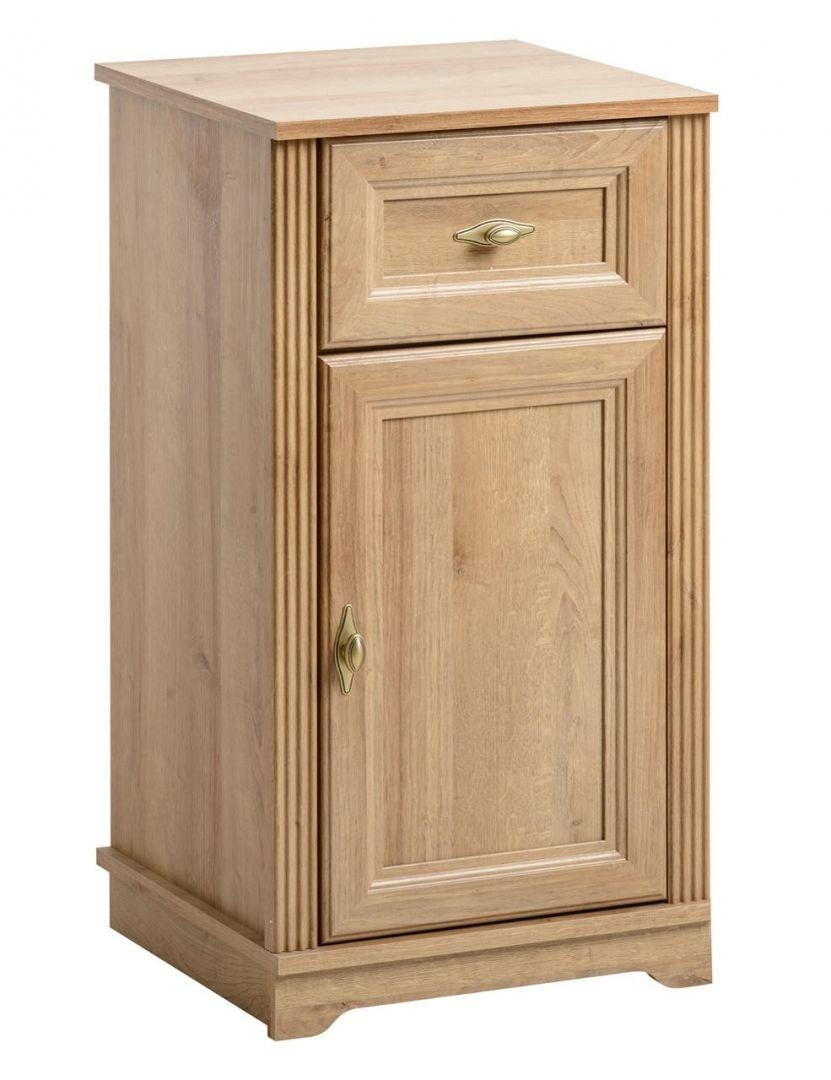 Koupelnová skříňka PALAS DUB 810 - nízká