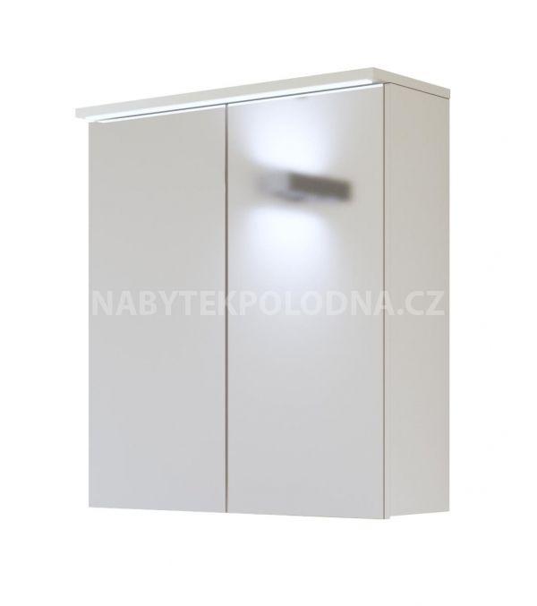 Koupelnová skříňka GALLAXY 840 - závěsná zrcadlo 60