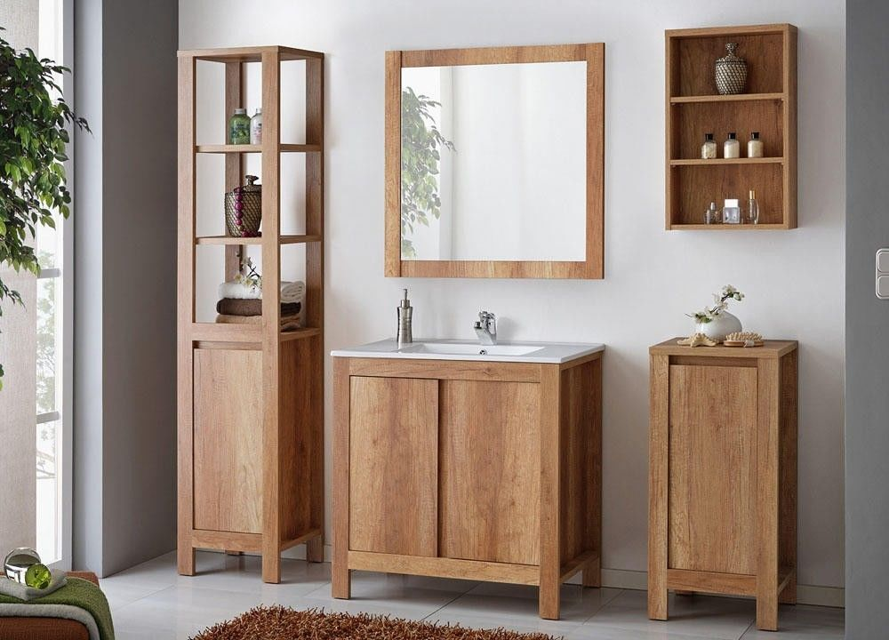 Koupelnové zrcadlo CLASIK 841 - 80