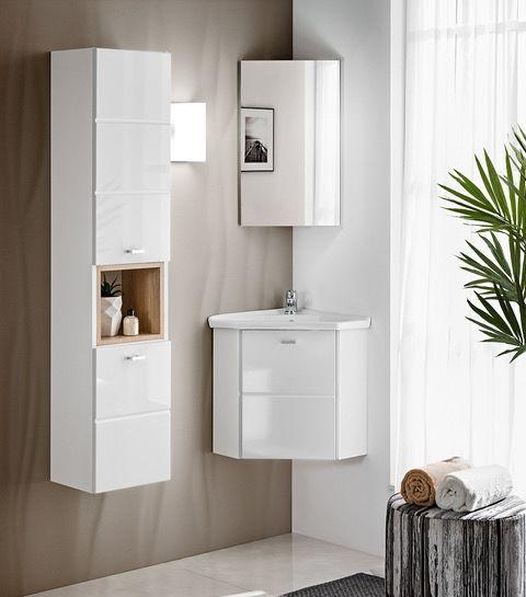 Koupelnová sestava FINKA ROHOVÁ