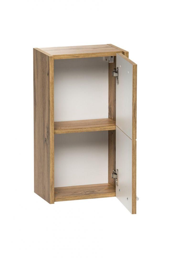 Koupelnová skříňka BIZA WHITE 830 - závěsná