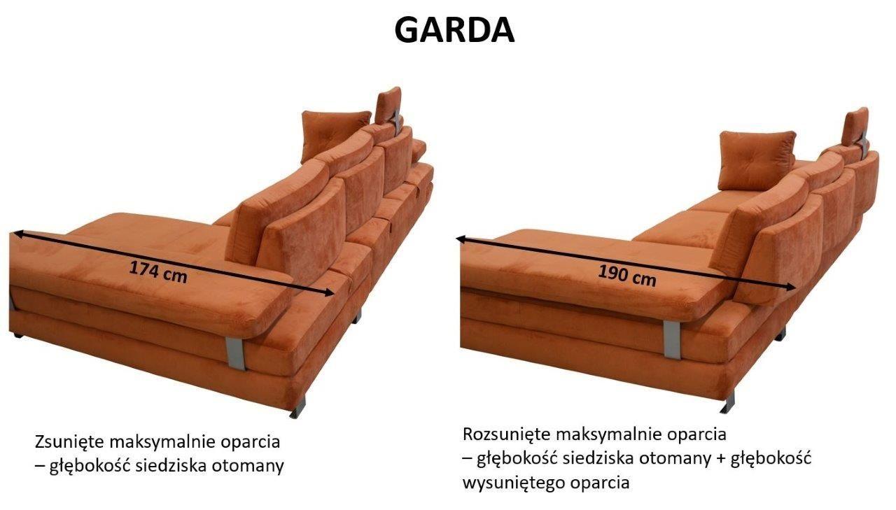 Sedací souprava GARDE