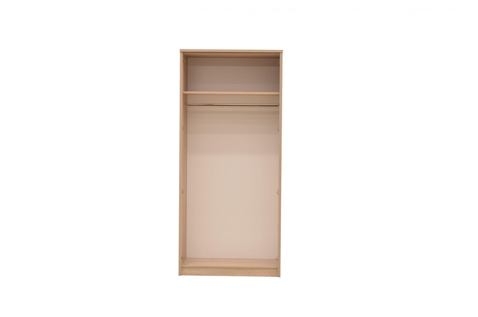 Šatní skříň KREMONA II 2D