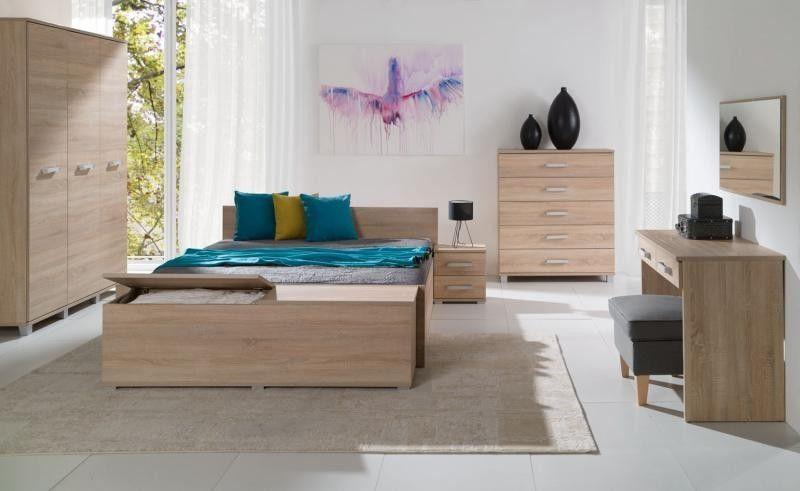 Manželská postel MAT17