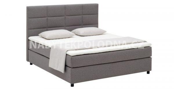 Manželská postel BOXSPRING 101